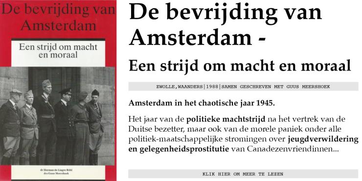 Bevrijding_Boeken info