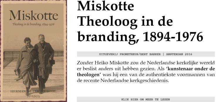 Miskotte_Boeken info